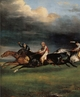 Art - Oil Paintings - Masterpiece #3138 - Theodore Gericault - Details of Epsom Derby - Museum Quality