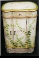 Jeanne Reed's - Kidney Shaped Cabinet - dragon fly