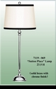 """Jeanne Reed's - """"Sutton Place"""" Lamp"""