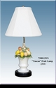 """Jeanne Reed's - """"Tuscan"""" Fruit Lamp"""