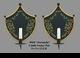 """Jeanne Reed's - """"Portobello"""" Candle Sconce Pair"""