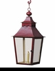Home Decor - Lamps & Lanterns - Red Pagoda