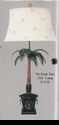 Jeanne Reed's - Lamp - Palm Tree