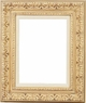 Wall Mirrors - Mirror Style #302 - 30x30 - Washed Gold