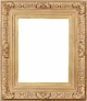 Wall Mirrors - Mirror Style #305 - 24X36 - Washed Gold