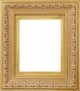 Wall Mirrors - Mirror Style #309 - 14X18 - Washed Gold