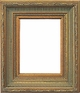 Wall Mirrors - Mirror Style #311 - 8X10 - Traditional Gold