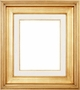 Wall Mirrors - Mirror Style #320 - 36x36 - Traditional Gold