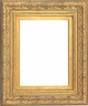 Wall Mirrors - Mirror Style #321 - 8x16 - Traditional Gold