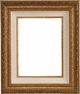 Wall Mirrors - Mirror Style #330 - 25.5X34 - Light Gold