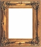 Wall Mirrors - Mirror Style #339 - 36X48 - Light Gold