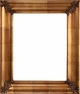 Wall Mirrors - Mirror Style #352 - 24X30 - Broken Gold