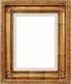 Wall Mirrors - Mirror Style #355 - 20X24 - Broken Gold