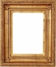Wall Mirrors - Mirror Style #356 - 24X36 - Broken Gold