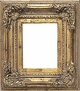 Wall Mirrors - Mirror Style #357 - 24X36 - Broken Gold