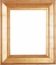 Wall Mirrors - Mirror Style #358 - 24X36 - Broken Gold
