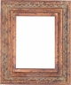 Wall Mirrors - Mirror Style #376 - 24x48 - Dark Gold