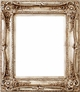 Wall Mirrors - Mirror Style #415 - 24X36 - Silver