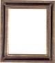 Wall Mirrors - Mirror Style #429 - 24X30 - Traditional Wood