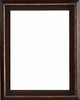 Wall Mirrors - Mirror Style #430 - 30X40 - Traditional Wood