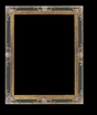 Art - Picture Frames - Oil Paintings & Watercolors - Frame Style #622 - 24x30 - Black & Gold - Ornate Frames