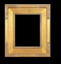 Art - Picture Frames - Oil Paintings & Watercolors - Frame Style #645 - 16x20 - Light Gold - Plein Air Frames