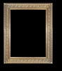Art - Picture Frames - Oil Paintings & Watercolors - Frame Style #643 - 24x36 - Light Gold - Ornate Frames