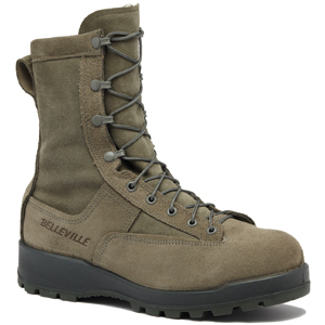 Belleville 675 ST USAF Extreme Cold Weather 600g Insulated Waterproof Steel Toe Combat Boot
