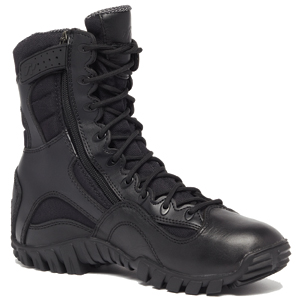 Tactical Research TR960Z WP Khyber Waterproof Zipper Boot