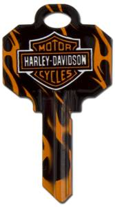 Harley Davidson Door Key SC1