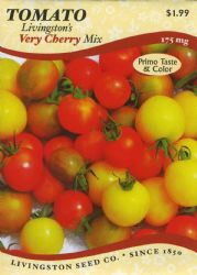 Very Cherry Tomato Mix