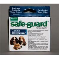 Safe-Guard® Canine Dewormer, 2 g 20 lb Dogs
