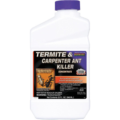 Bonide Termite & Carpenter Ant Control Concentrate, 32 oz.