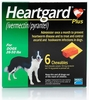 Heartgard PLUS Green 6 Months