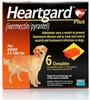 Heartgard PLUS Brown 6 Months