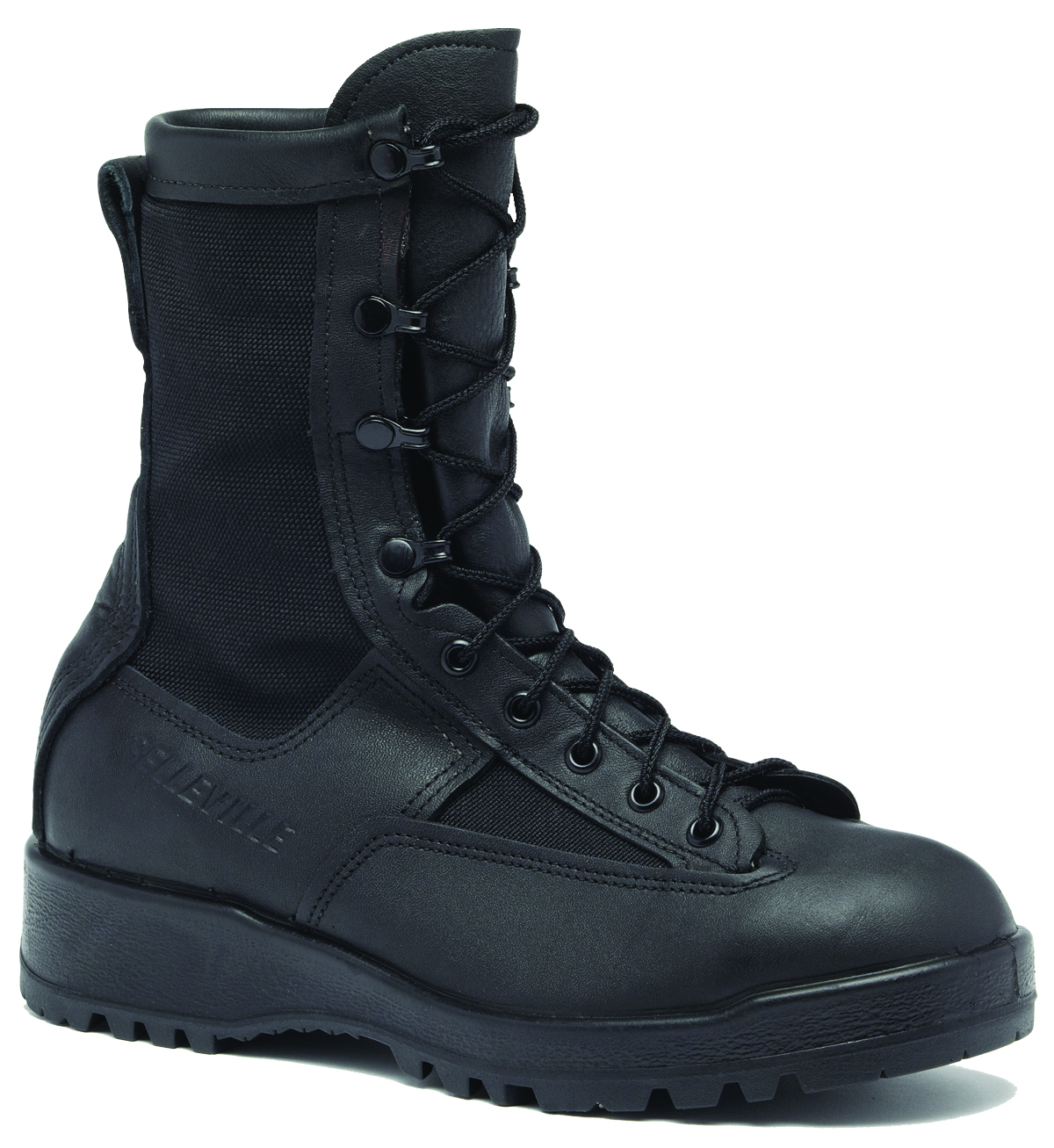 Steel Composite Toe Military Boots - Free Size Exchanges