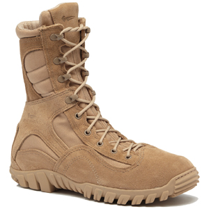 Belleville 333 Sabre Desert Tan Hot Weather Hybrid Assult Boot