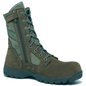 Tactical Research TR696Z-CT FLYWEIGHT USAF Side Zip Boot