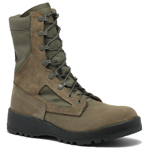 Belleville F650 ST Women's Waterproof Combat Boot – USAF