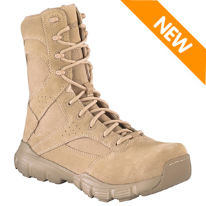 Reebok RB8820 Men's Dauntless Desert Tan 8in Tactical Boot