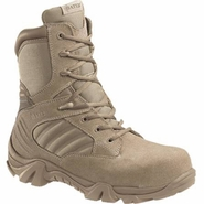 Bates E02276 GX-8 Desert Composite Toe Side Zip Boot