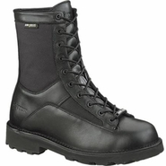 Bates 03140 8in DuraShocks Men's Lace-to-toe 8in Side Zip Boot