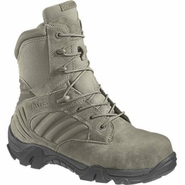 Bates E04276 GX-8 USAF Sage Composite Toe Side Zip Boot