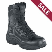Converse C8877 Rapid Response Side Zip Waterproof Black Boot