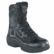 Converse C8878 Side Zip Waterproof Insulated Black Tactical Boot