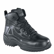 Converse C8678 Rapid Response Side Zip Black 6in Boot