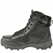 Blackhawk Warrior Wear ZW7 7in Black Side Zip Boots
