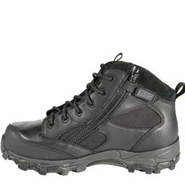Blackhawk Warrior Wear ZW5 5in Black Side Zip Boots