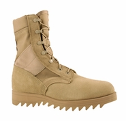 McRae 4188 Hot Weather Desert Tan Combat Boots (Ripple Outsole)