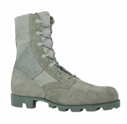 McRae 5189 Hot Weather Sage Green Air Force Boots (Panama Outsole)